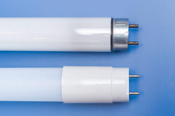 LED Light Tube vs Fluorescent Light Tube